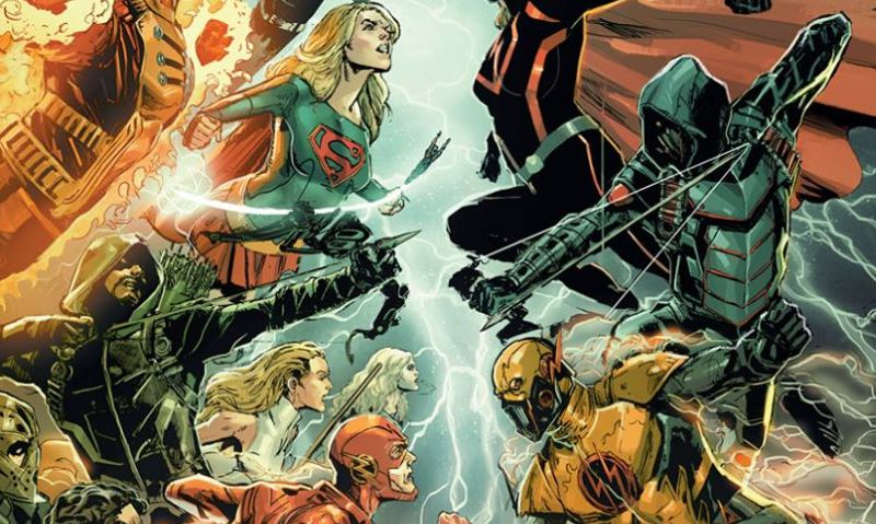 Crisis on Earth-X: CW Crossover Plot Description Released Online