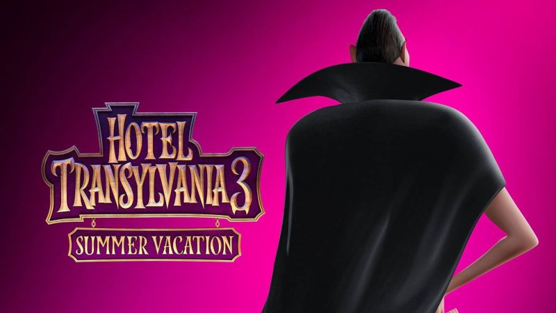 Prepare for Summer Vacation with the Hotel Transylvania 3 Trailer