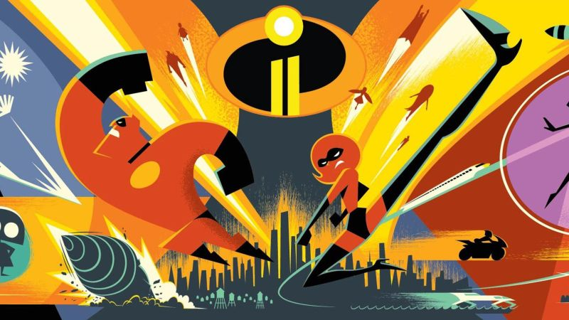 The Incredibles 2 Teaser Trailer is Here!