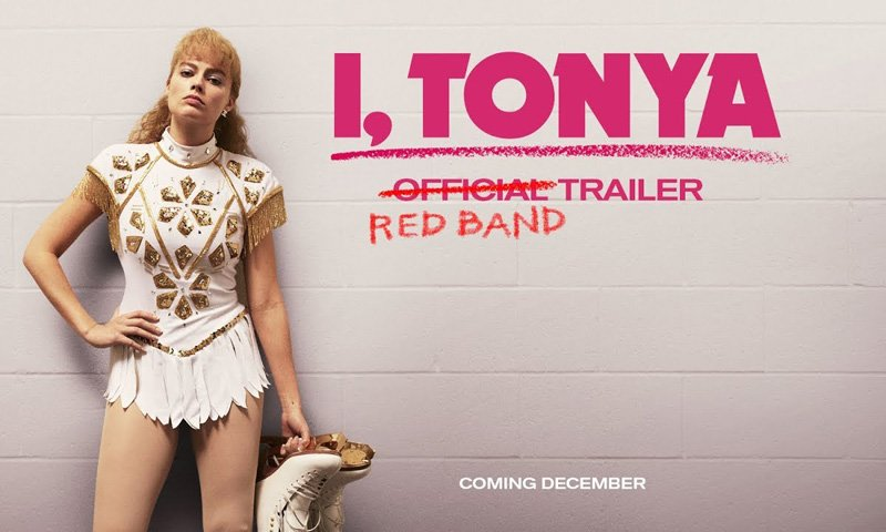 I, Tonya Red Band Trailer: Margot Robbie Becomes the Controversial Skater