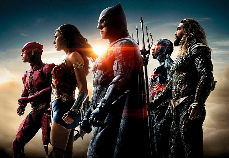 Listen to the Justice League Soundtrack in its Entirety Right Now!