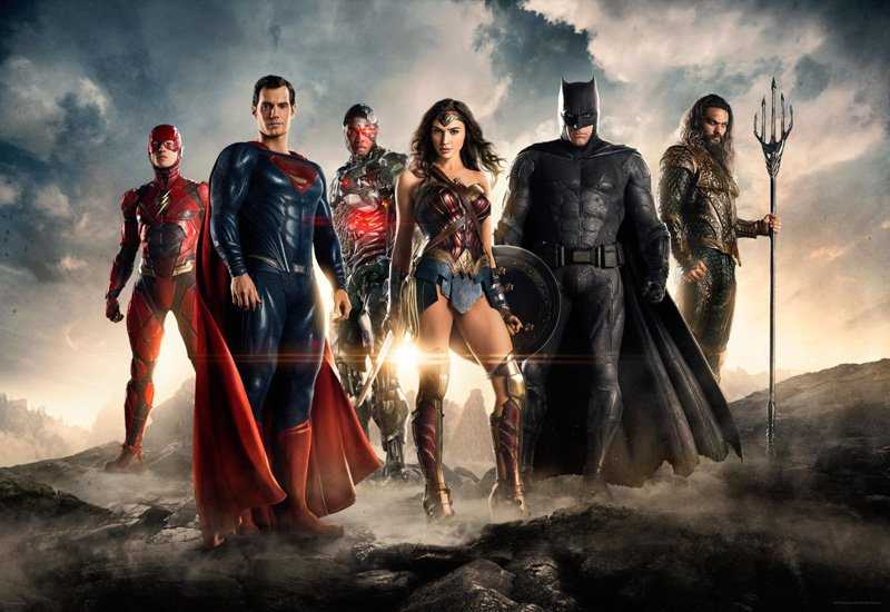 Justice League Actual Weekend Result Lower at $94 Million