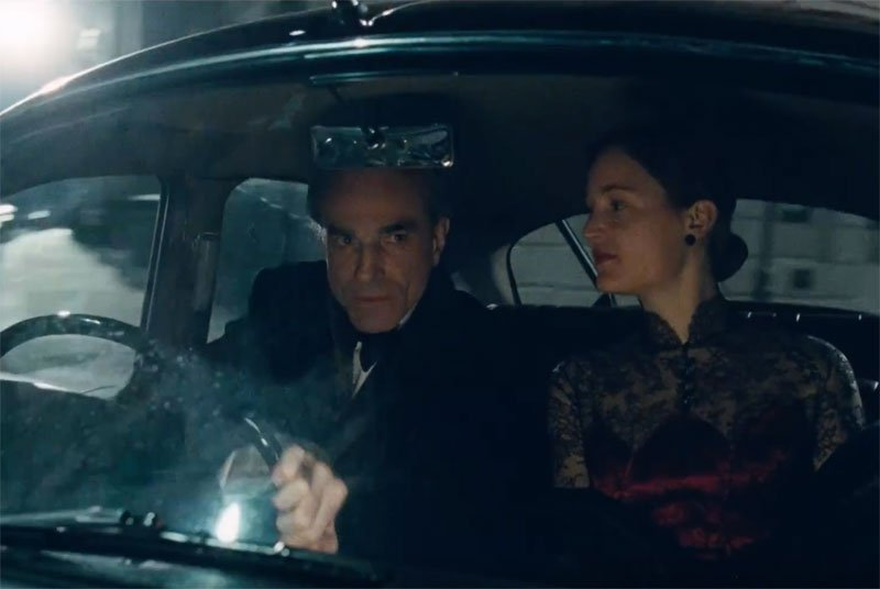New Phantom Thread Teaser and Sneak Preview Dates