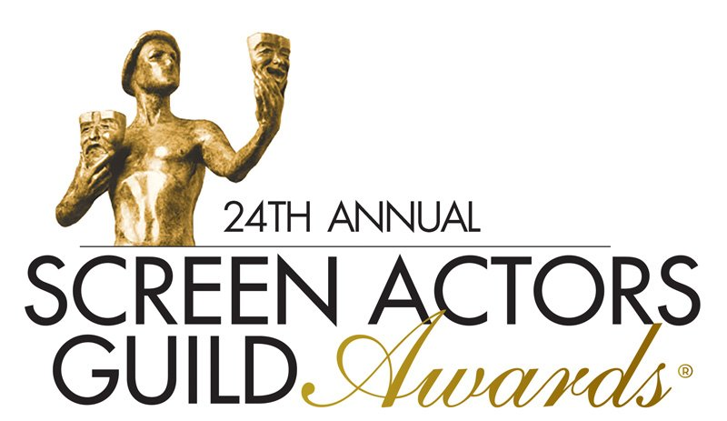 Winners at the 24th Annual Screen Actors Guild Awards