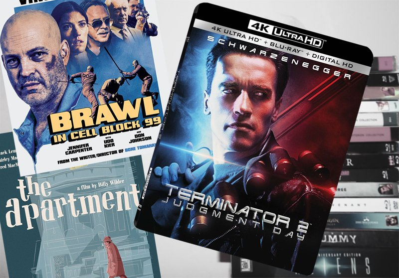 December 26 Digital, Blu-ray and DVD Releases
