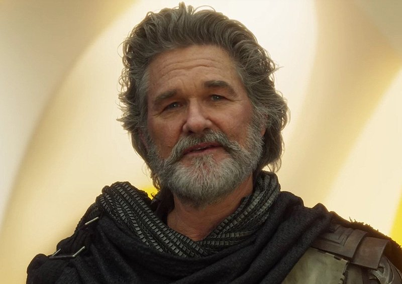 Kurt Russell to Play Santa Claus for Netflix Movie