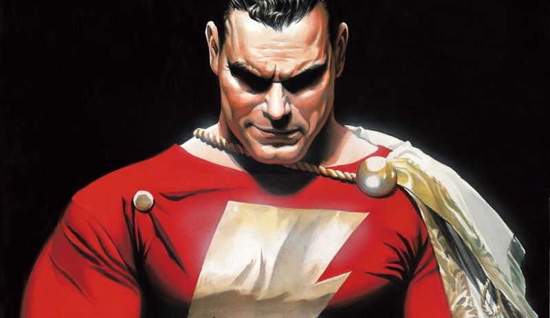 Production has begun on Shazam!, starring Zachary Levi, Asher Angel and Mark Strong