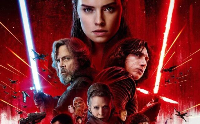Star Wars: The Last Jedi Chinese Trailer, Plus Character Posters