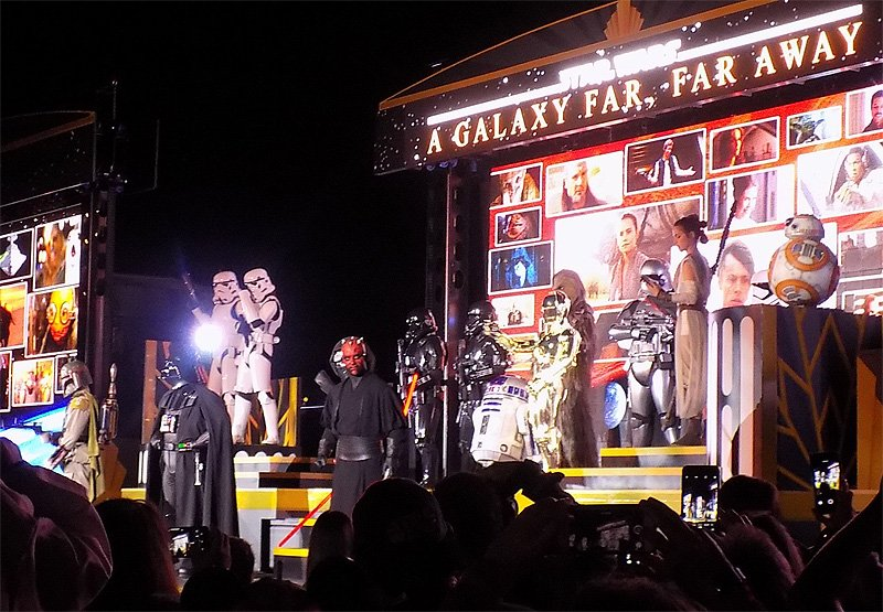 Exclusive: 75 Photos From Disney World's Star Wars: Galactic Nights!