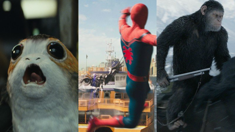 Academy Announces 20 Movies in the Running for Visual Effects Oscar