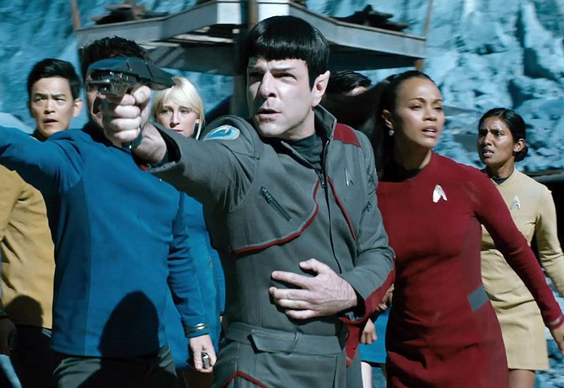 Quentin Tarantino's Star Trek to Be Rated R