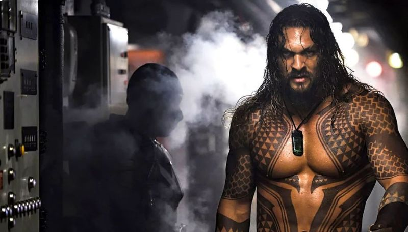 First Official Photo from the Aquaman Movie Surfaces