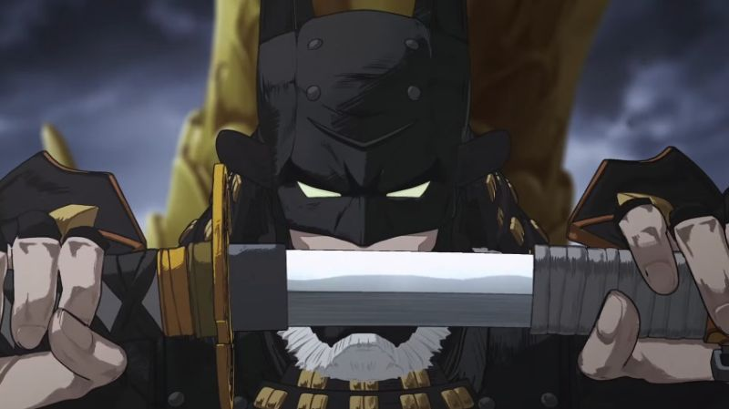 Watch the Trailer for the Batman Anime, Batman Ninja