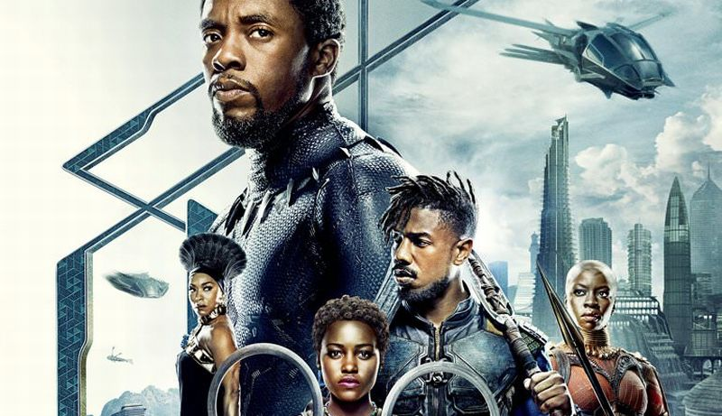 New Black Panther Poster Assembles the Kingdom of Wakanda