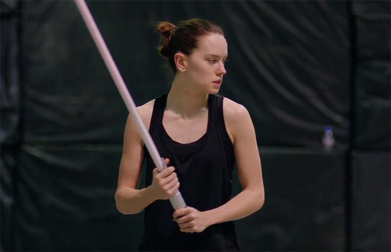 Watch the cast train for battle in a new Star Wars: The Last Jedi training video