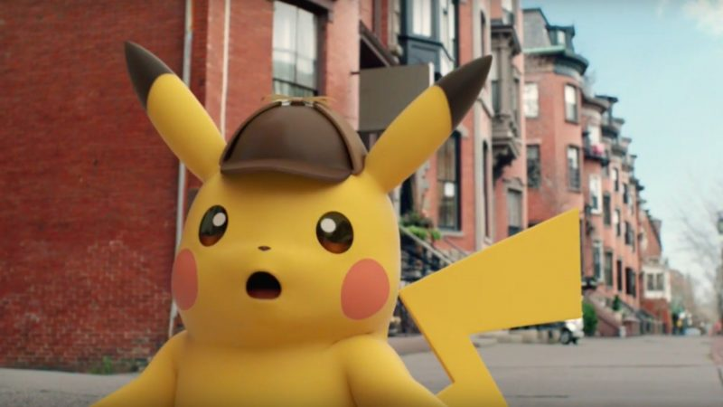 The upcoming Pokemon movie Detective Pikachu, starring Ryan Reynolds, gets a 2019 release date