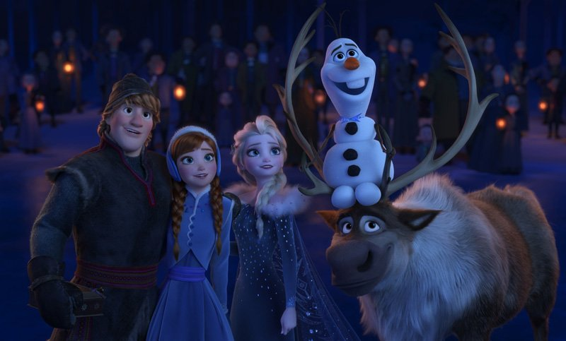 Olaf's Frozen Adventure to Debut on ABC December 14