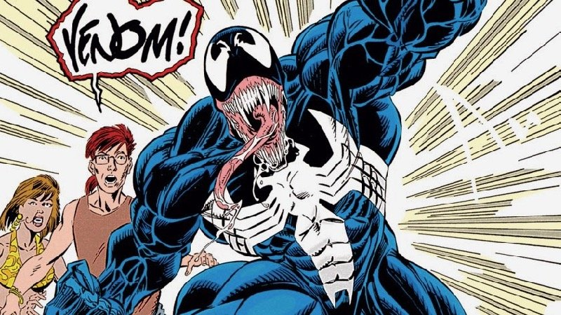 Tom Hardy Can't Control His Own Body in Venom Set Video