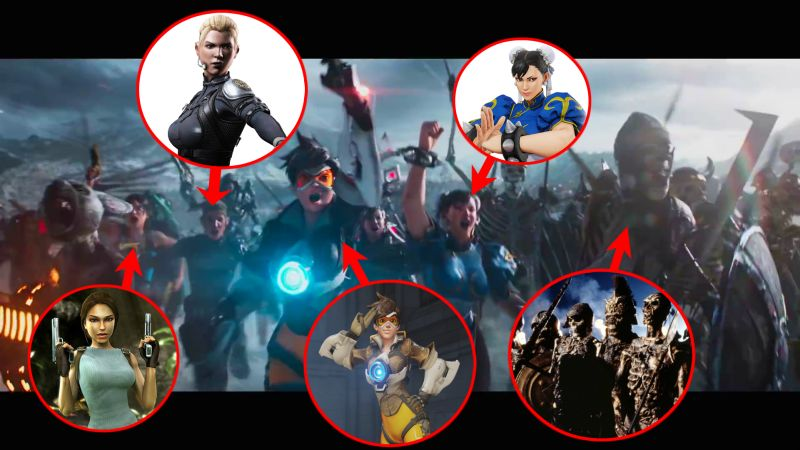 A Guide to the Ready Player One Trailer Easter Eggs and References