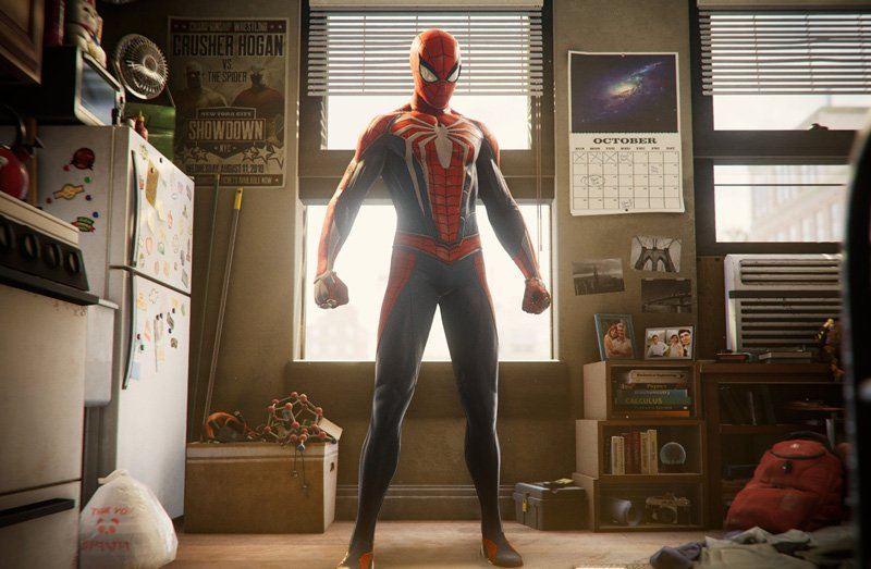 New Featurette on the Making of Spider-Man for PlayStation 4