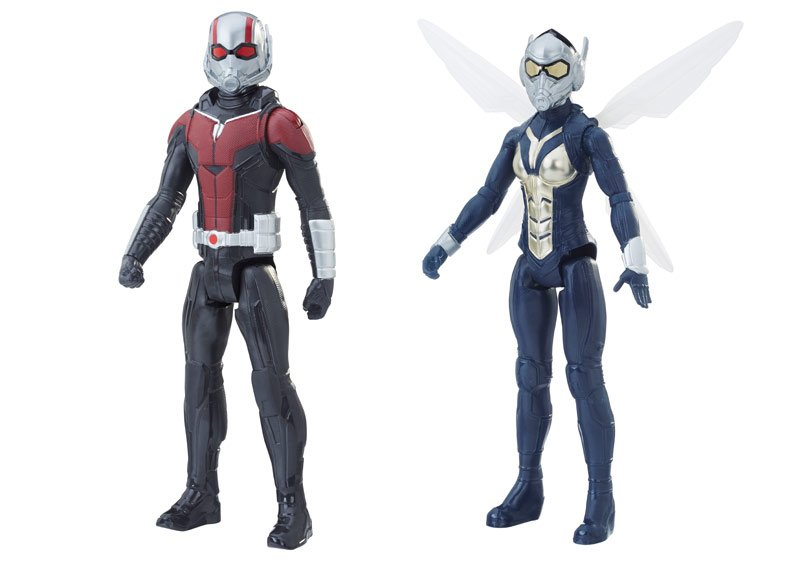 First Look at Ant-Man and The Wasp Toys from Hasbro!