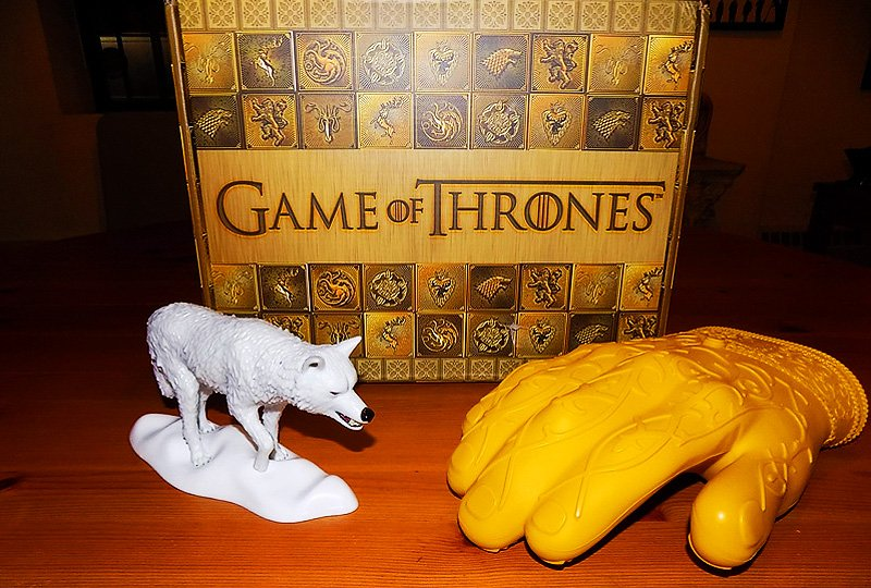 CultureFly Game of Thrones and Nick Box Unboxing Gallery