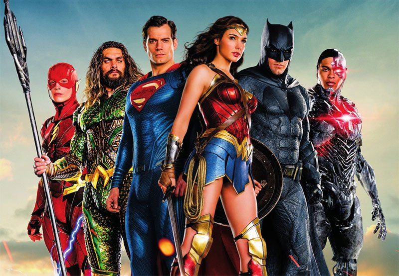 Justice League Digital and Blu-ray Details Revealed!