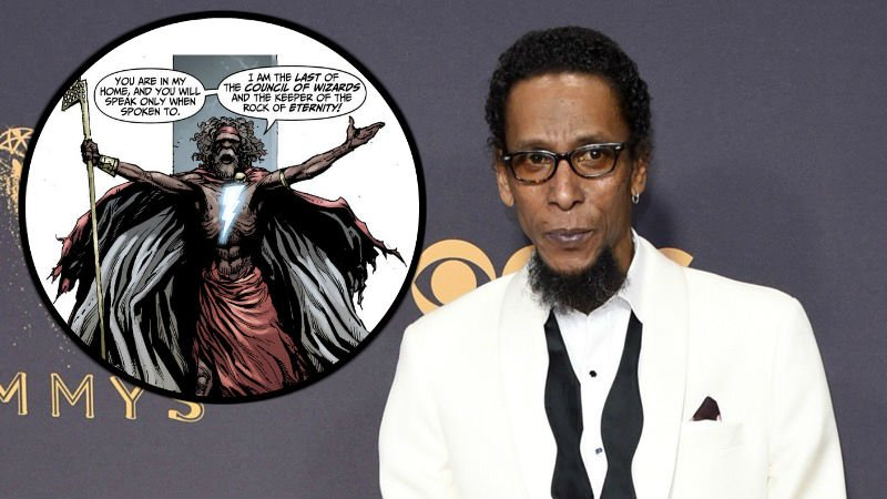 This Is Us Star Ron Cephas Jones Cast as The Wizard in Shazam!