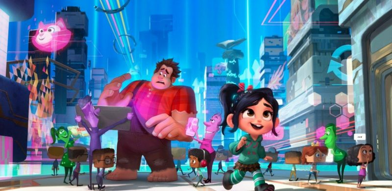Check out a new look at Ralph Breaks the Internet: Wreck-It Ralph 2
