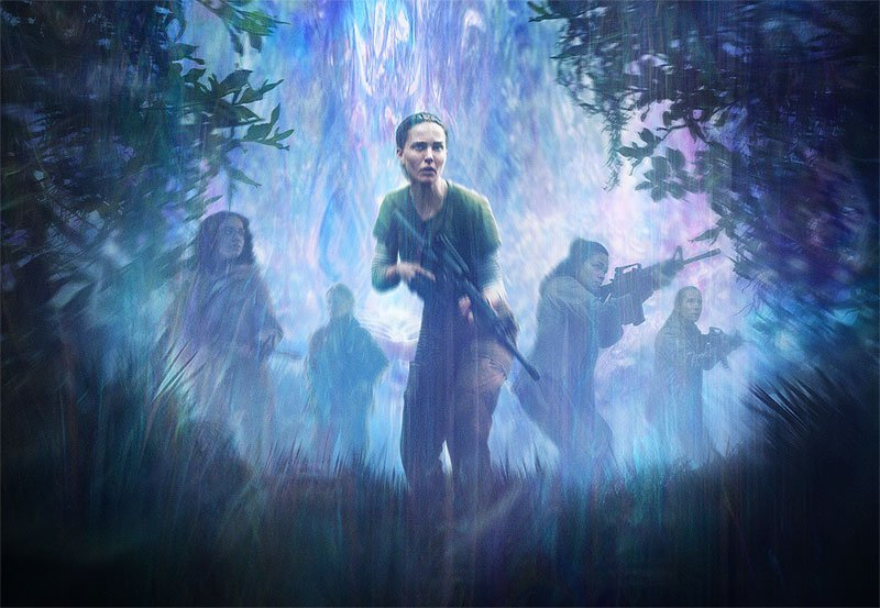 New Annihilation Poster Gets Natalie Portman Lost in the Woods