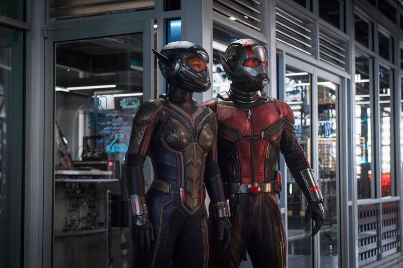 The First Ant-Man and The Wasp Trailer is Here!