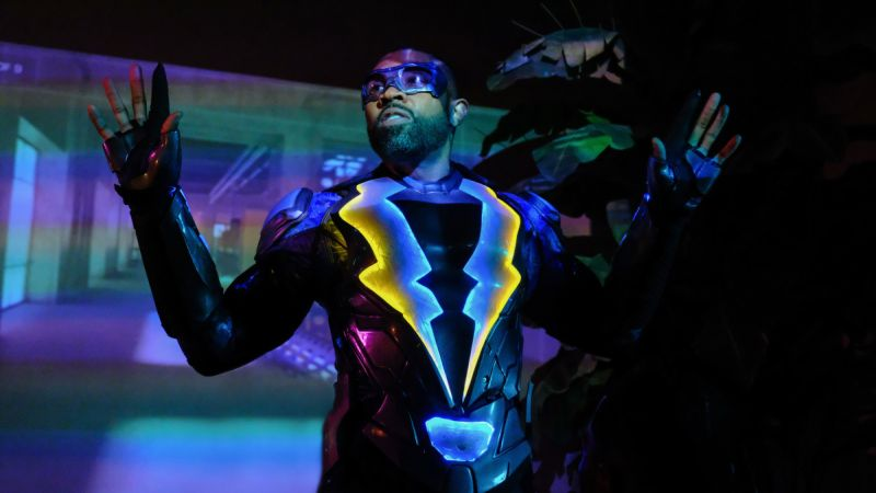 Black Lightning Photos from the First Two Episodes!