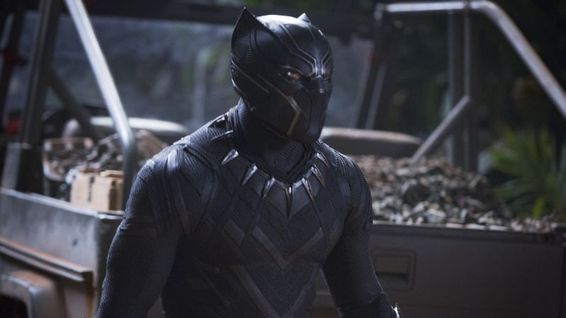 Black Panther Sets MCU Record for First Day Tickets Sold