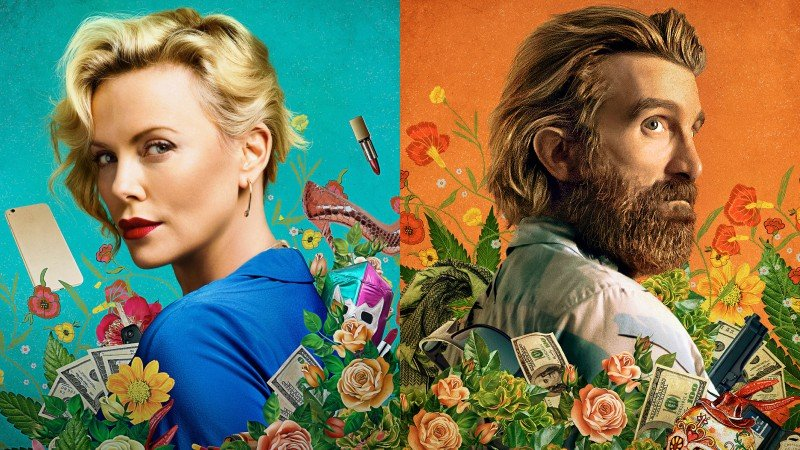 Gringo Character Posters with Theron, Edgerton, Copley and More!