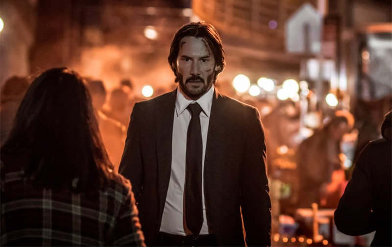 Starz and Lionsgate Confirm John Wick TV Series, The Continental