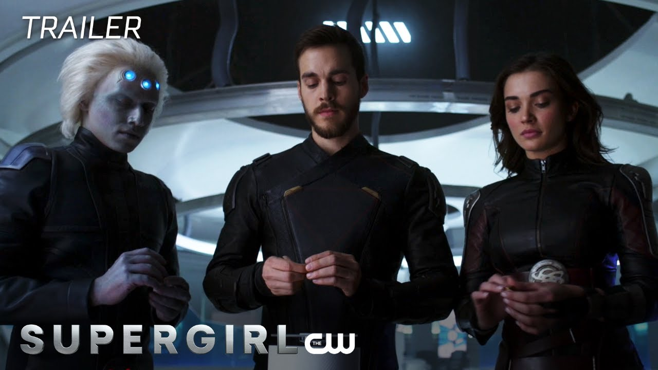 Supergirl's Legion of Super-Heroes Extended Trailer Debuts