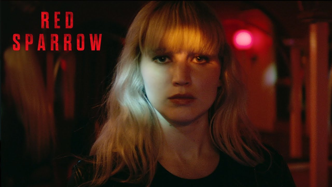 Red Sparrow TV Spot: Forced. Trained. Transformed.