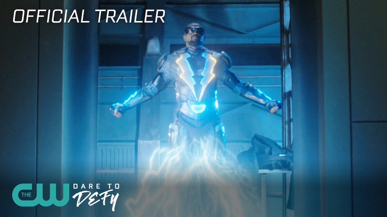 Black Lightning Charges Up in Extended 'Suit Up' Promo from The CW