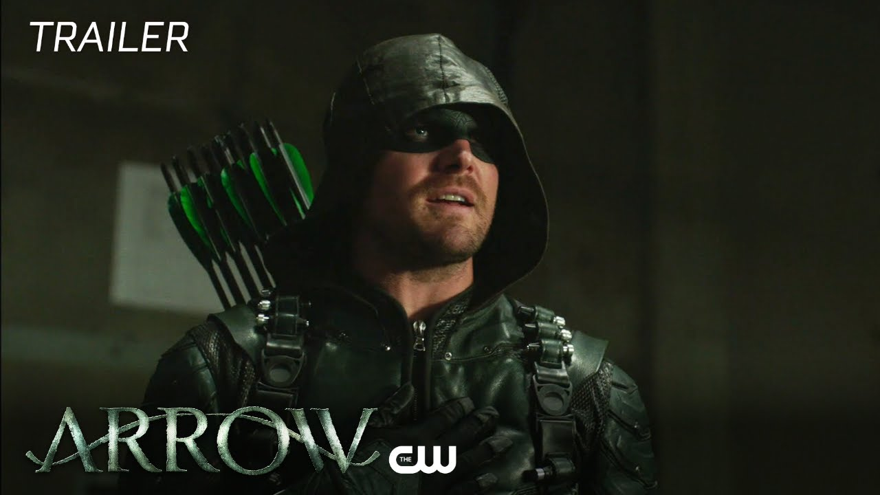 Arrow Episode 6.12 Promo: All for Nothing