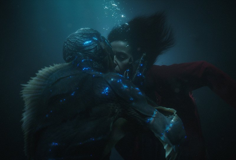 2018 BAFTA Awards Nominations Led by The Shape of Water with 12