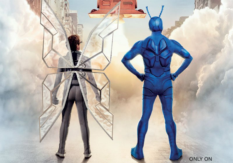 New The Tick Season 1 Part 2 Trailer and Poster