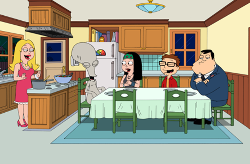 TBS Animation Block Announces American Dad and Final Space Premieres