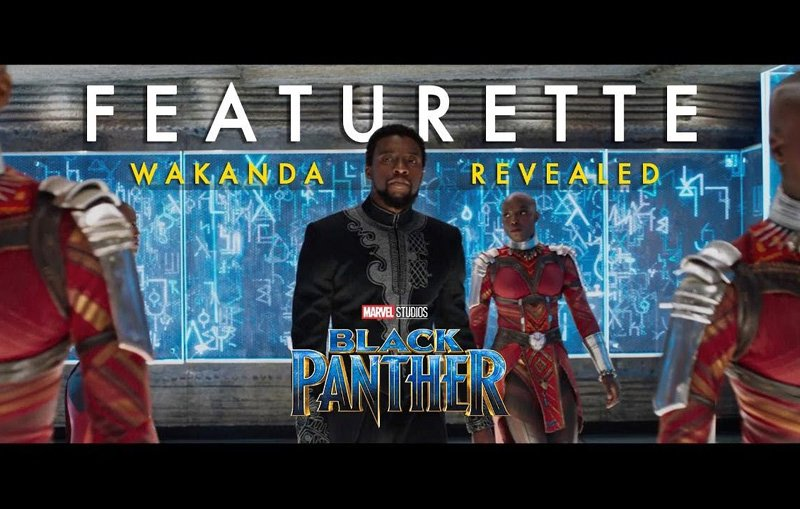 Wakanda Revealed in a New Black Panther Featurette
