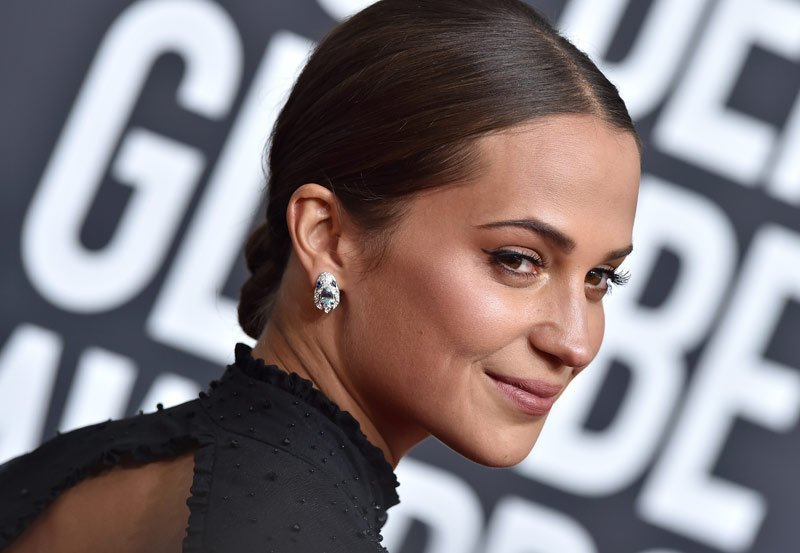Alicia Vikander to Star in The Marsh King's Daughter
