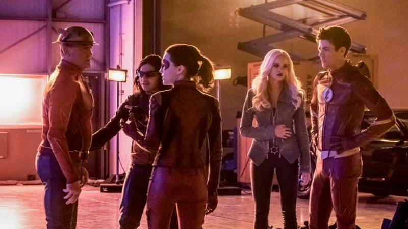 Speedsters Unite in The Flash Episode 4.15 Photos