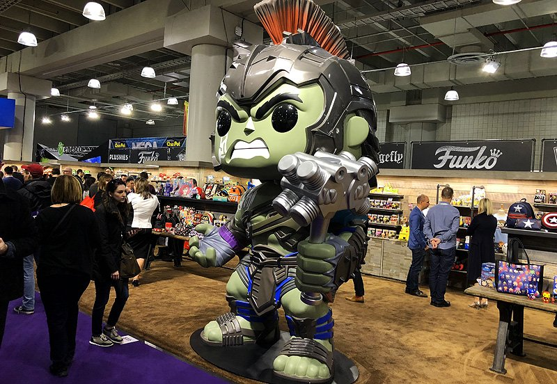 Funko Pop! Toy Fair Gallery Featuring Marvel, Disney and More!