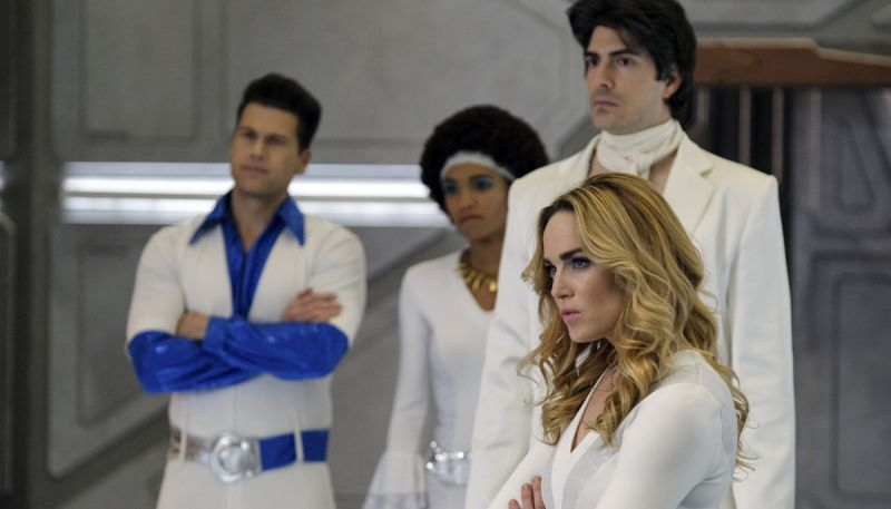 DC's Legends of Tomorrow Take on Disco in New Episode Photos