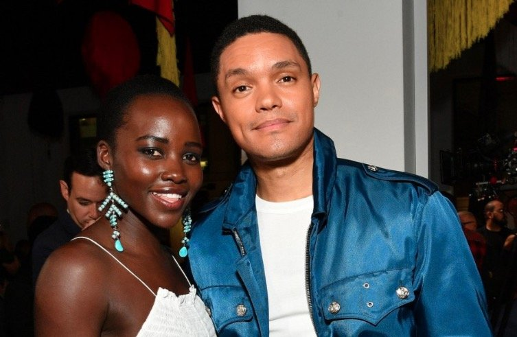 Lupita Nyong'o to star in the film adaptation of Trevor Noah's memoir 'Born a Crime'