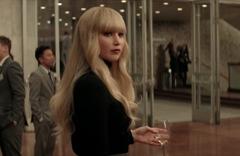 Check out the 'Are We Going to Become Friends?' clip from Red Sparrow
