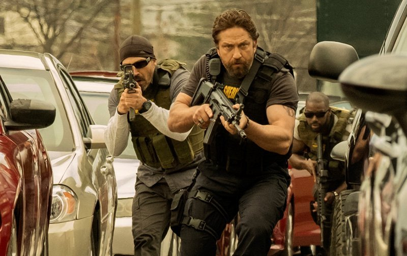 Den of Thieves Sequel with Gerard Butler and the Director Returning